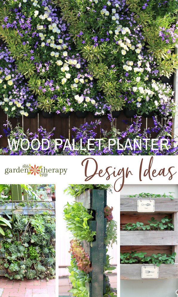 Pallet Planter Design Ideas