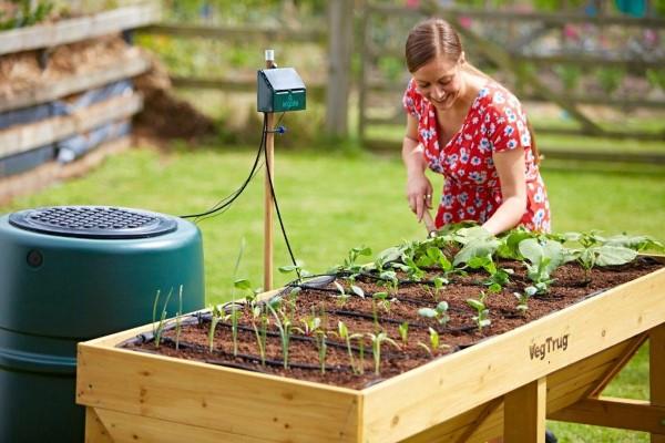 Solar Drip Watering Kit ...
