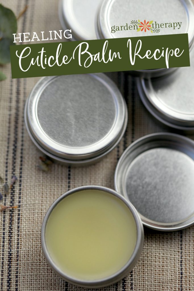 cuticle balm recipe