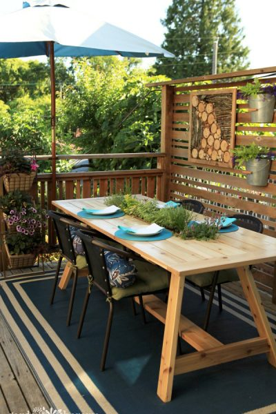 Deck Makeover Project