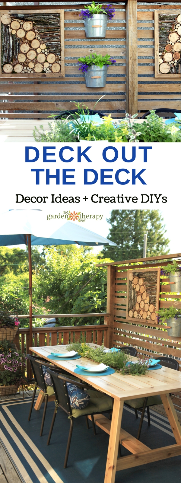 Deck Out Your Deck with these ideas
