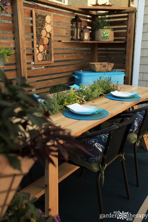 Gorgeous Deck Makeover Project