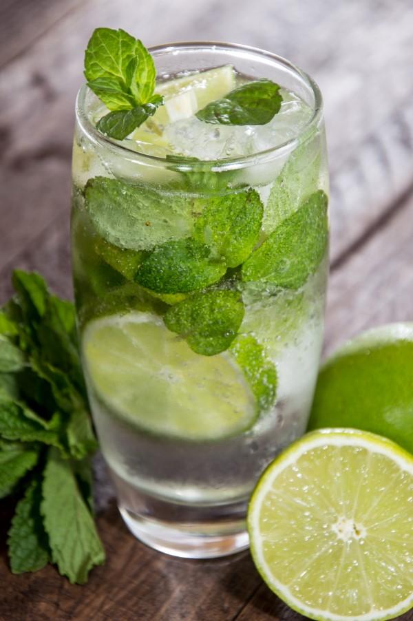 Green Stevia Mojito
