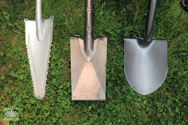 Shovels and spades: what is the difference?