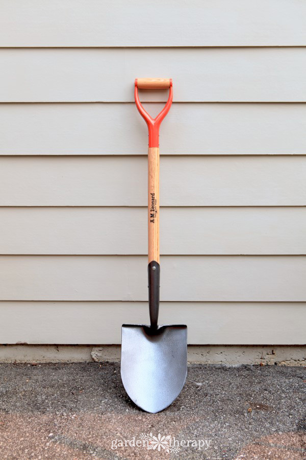 Your guide to shovels and spades