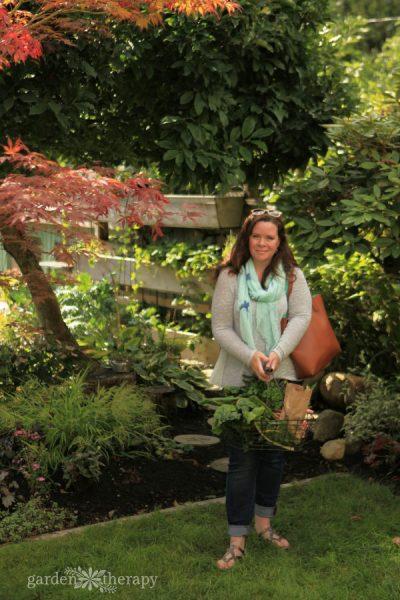 Stephanie Rose Vegetable Garden