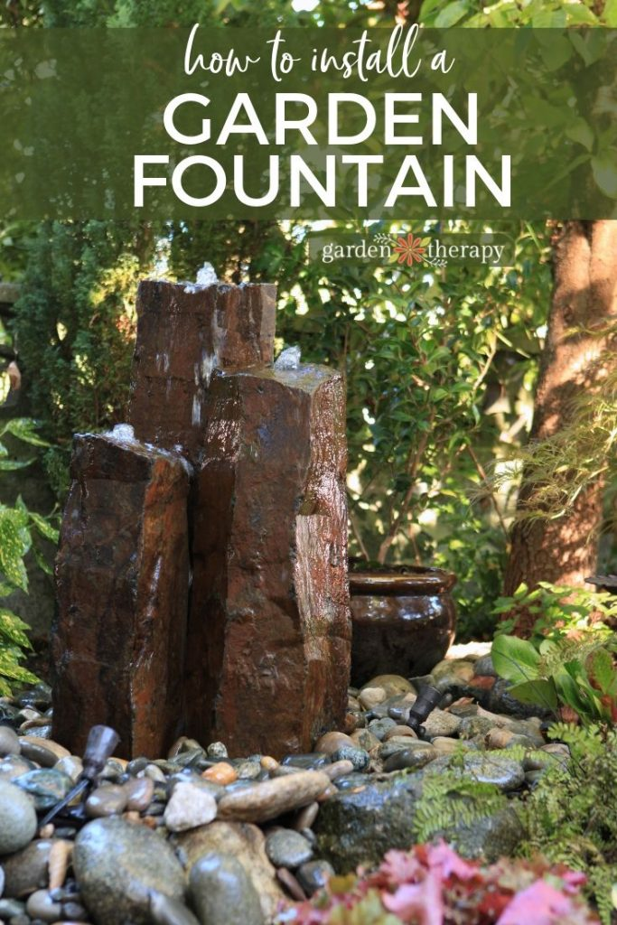 How to Install a Disappearing Fountain in Your Home Garden (It's Easier Than You Think!)