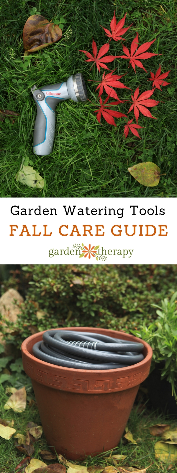 garden watering tools care guide