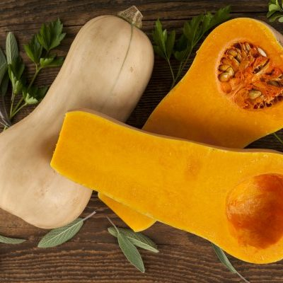 How to Prepare Butternut Squash for Recipes