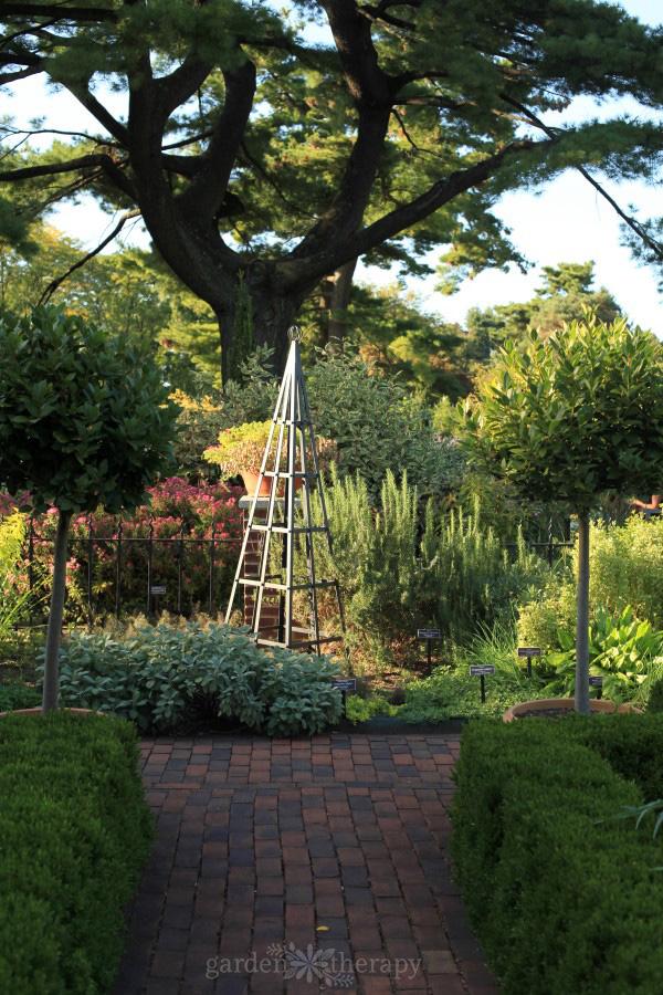 NYBG Tour: Perennial Garden Rooms