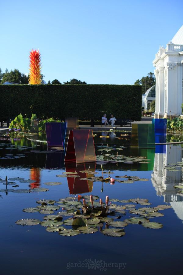 NYBG Tour: Water Garden