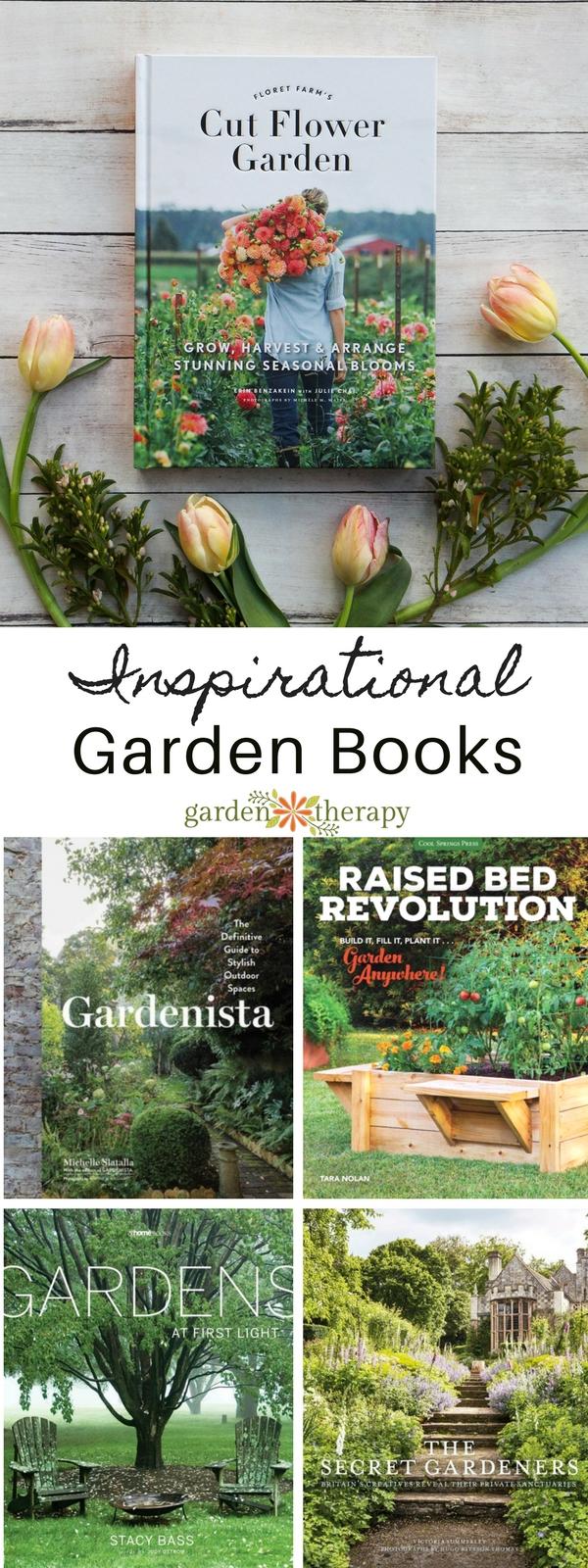 Garden Books Gift Guide