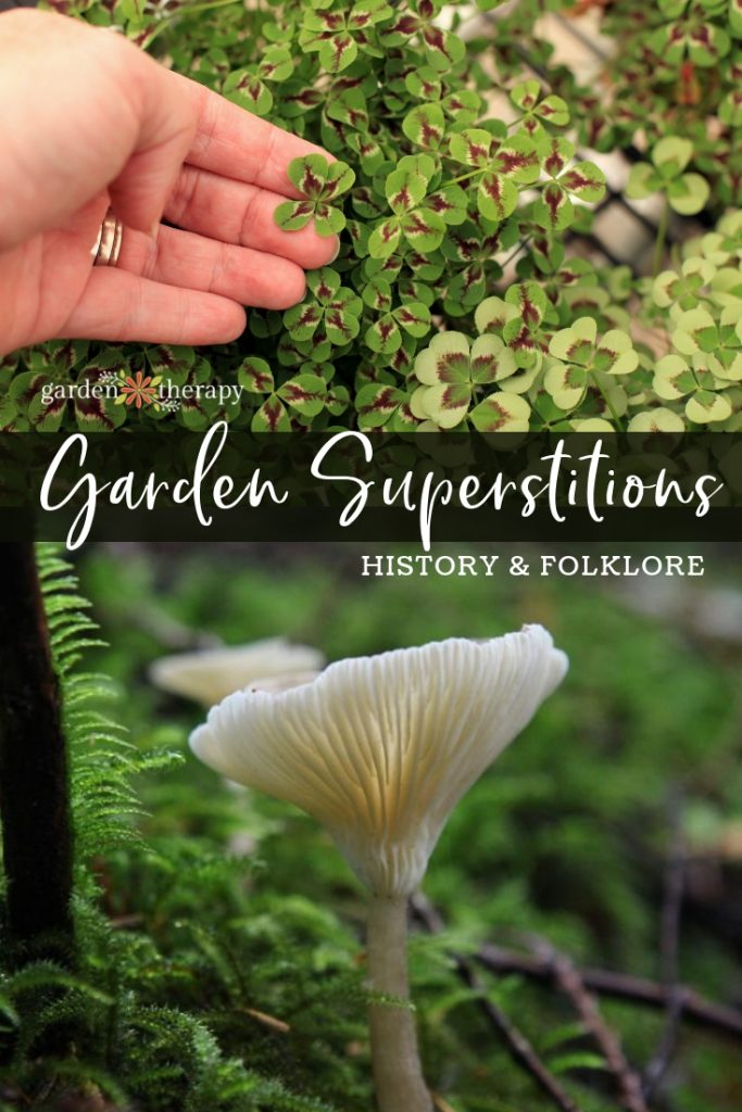 Garden Superstitions: History and Folklore