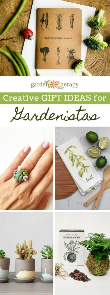 Creative Holiday Gifts that Gardenistas Will Love