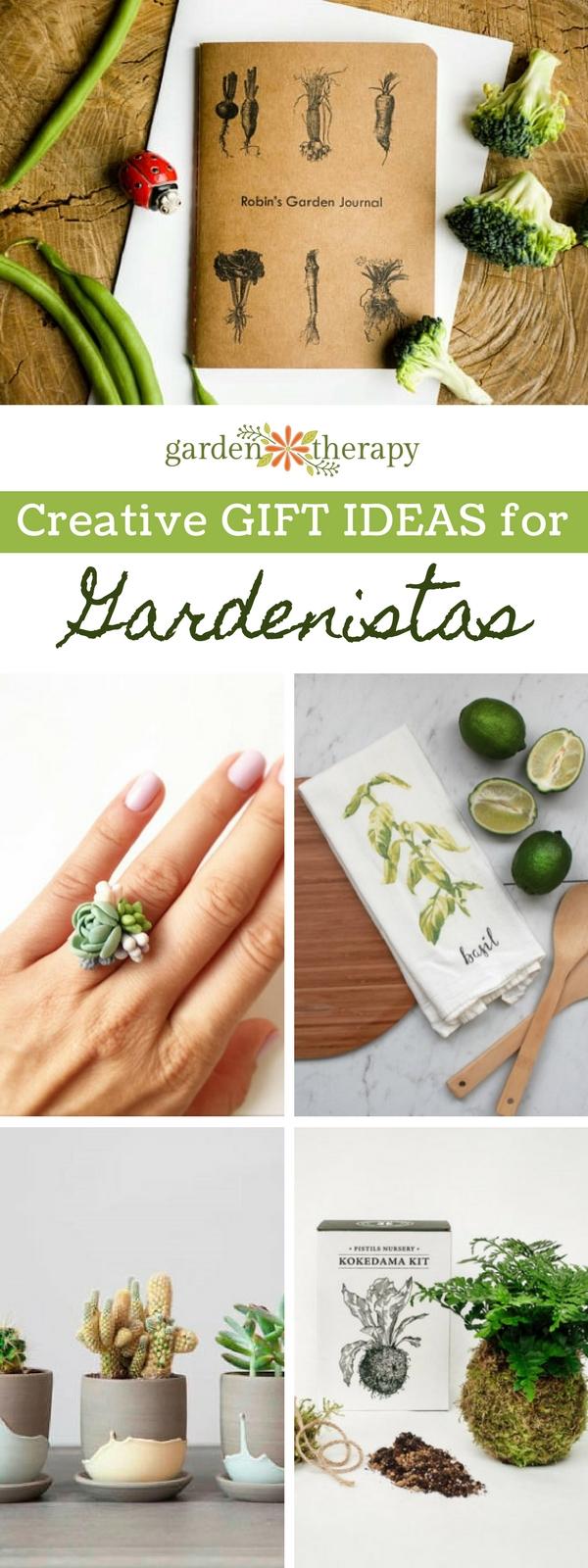 Garden-Inspired Gifts