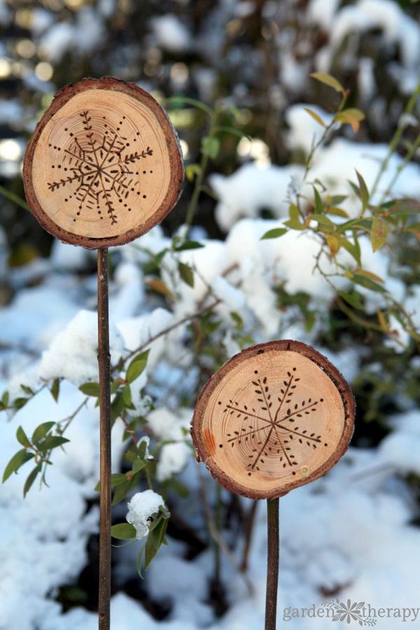 easy DIY planter ornaments