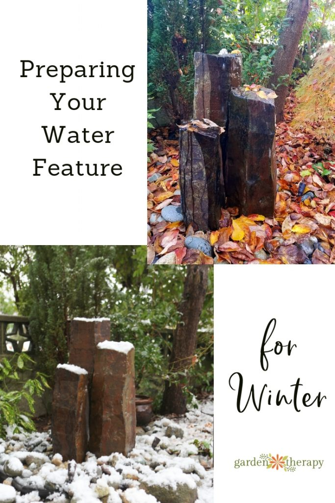 Preparing Your Outdoor Water Features for Winter: What to do now to keep fountains, ponds, and more in top shape.