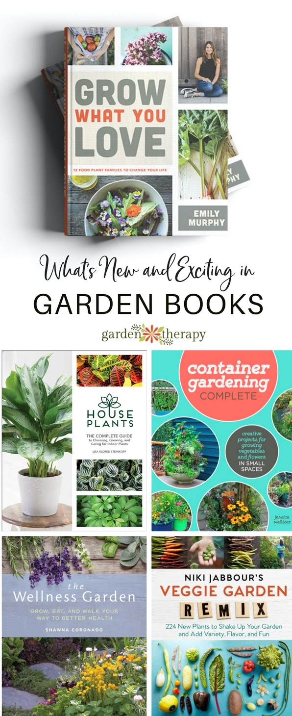 These Books Are Full Of Innovative New Ideas For The Garden