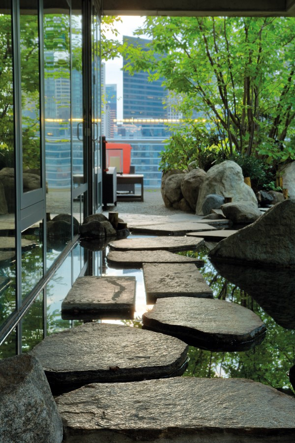 Visionary landscapes: how Japanese garden design is evolving in North America