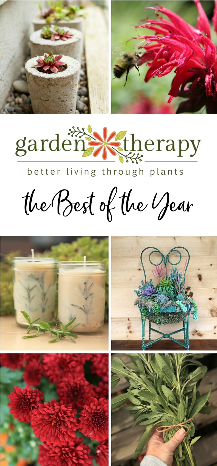 Garden Therapy Best of 2017