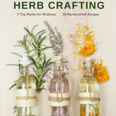 Herb Crafting Resources and Supplies