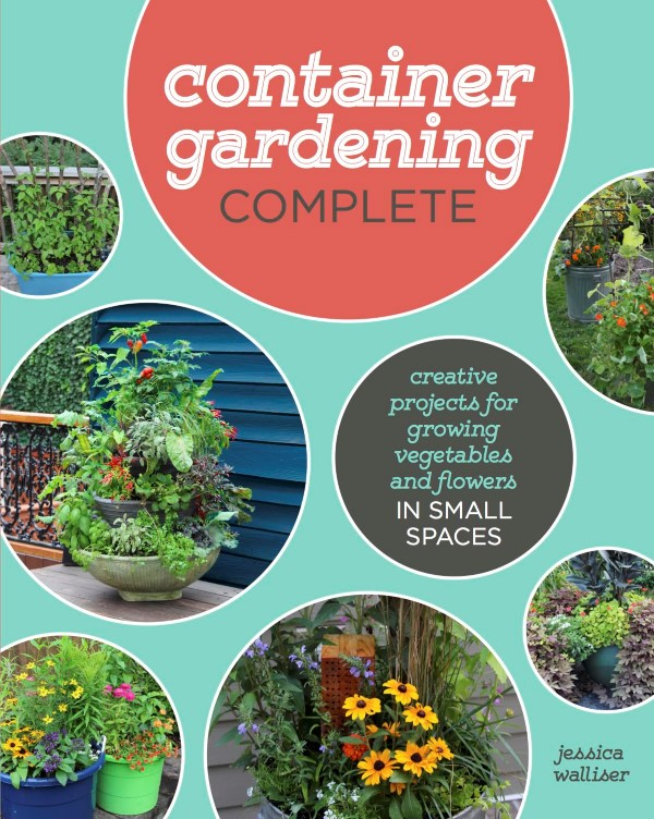 Cover image of Container Gardening Complete by Jessica Walliser