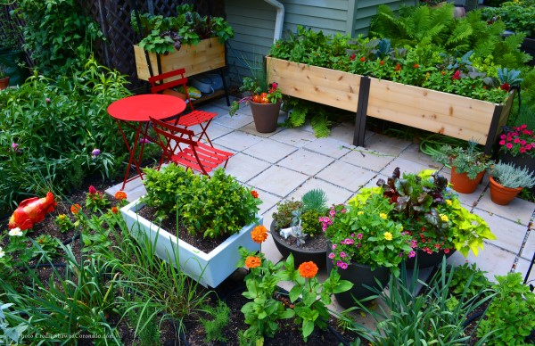 Attractive How To Add Elements Of Wellness To The Home Garden