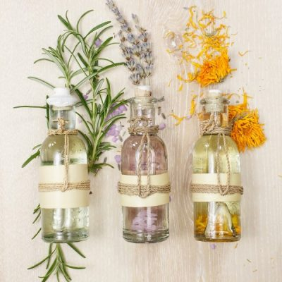 18 Herb Crafting Projects from Three Versatile Herbs