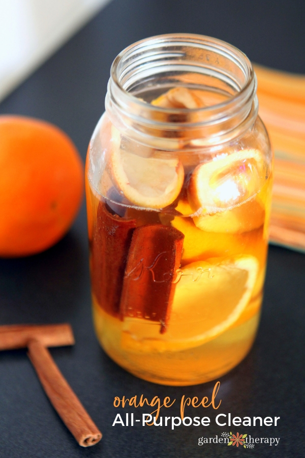 Orange Peel All Purpose Cleaner