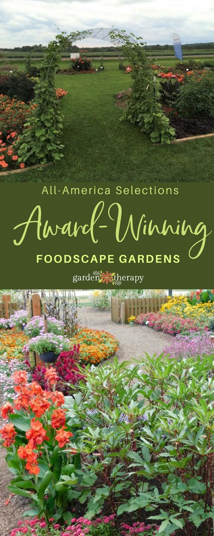 Award-Winning Foodscape Gardens