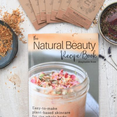 The Natural Beauty Seed Collection: Grow a DIY Plant-Based Skincare Garden