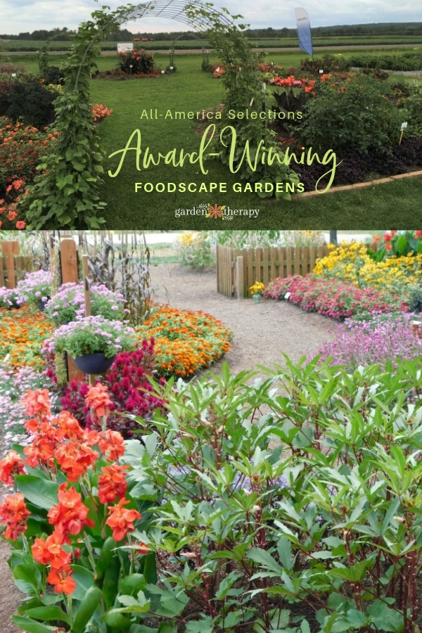 Award Winning Foodscape Gardens