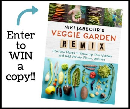 Enter to win a copy of Veggie Garden Remix