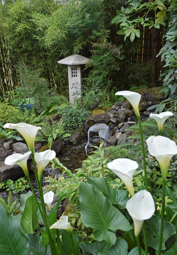 Japanese garden design thrives in the Pacific Northwest