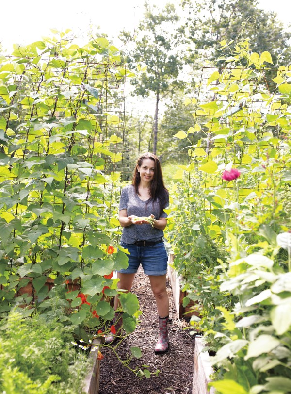 Niki Jabbour, author of Veggie Garden Remix