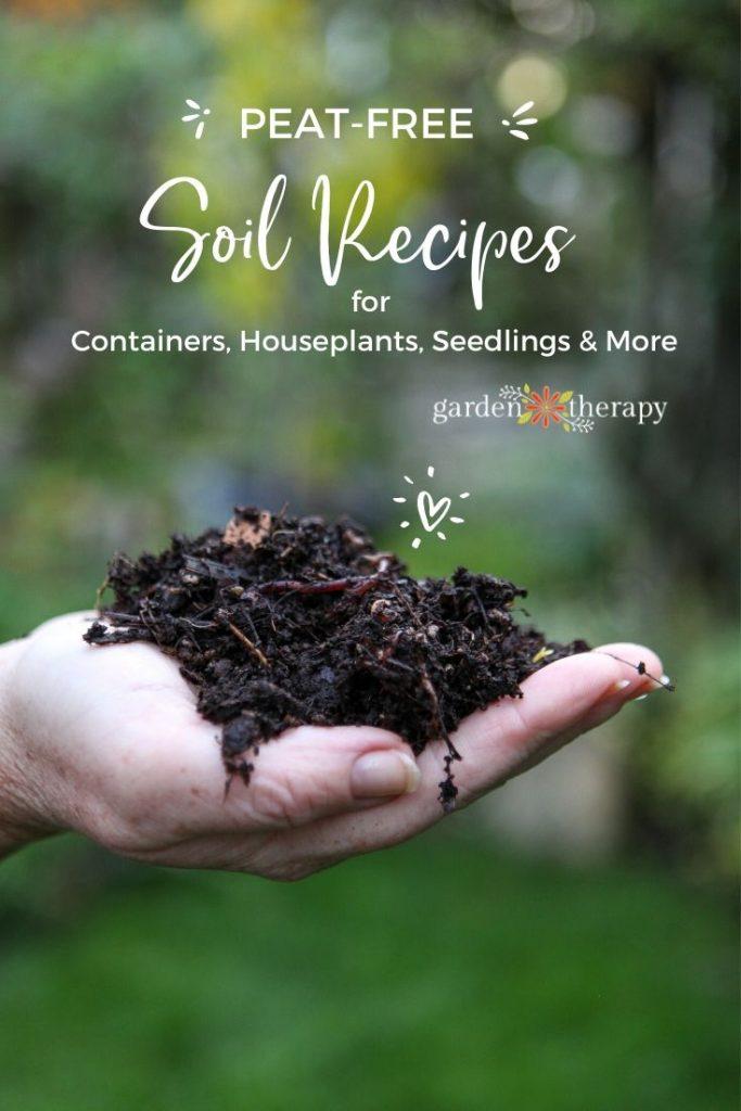 Peat Free Potting Soil Recipes