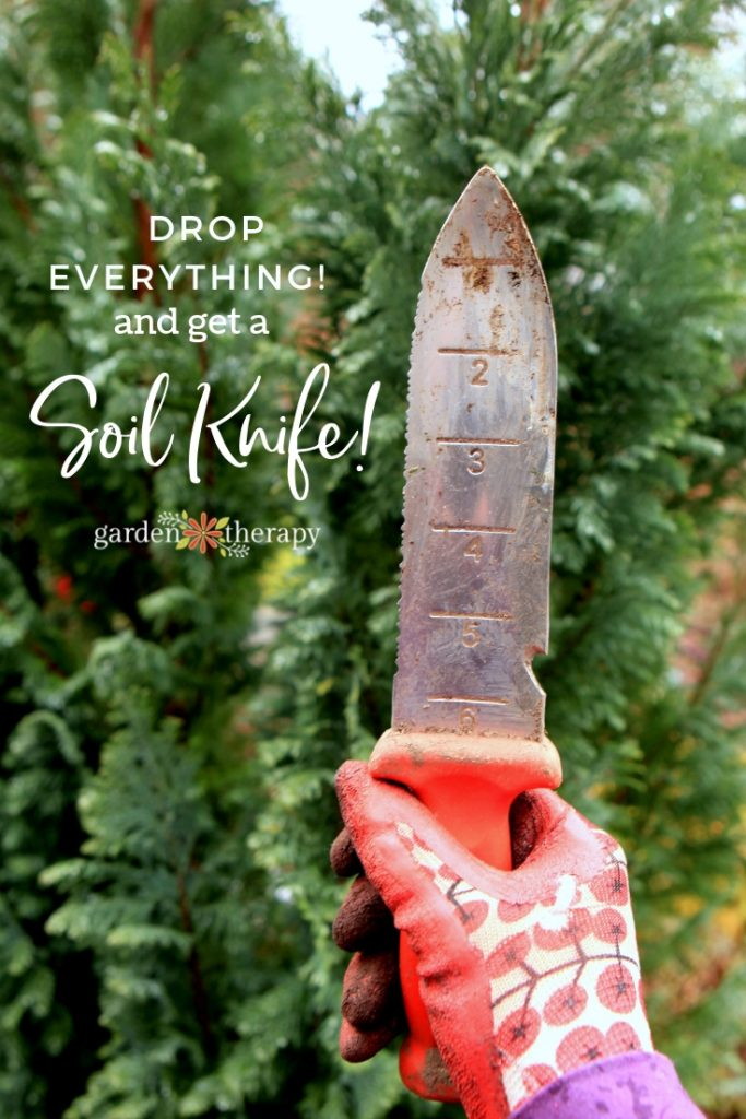 Soil Knife: The All-in-One Garden Tool that Will Change Your