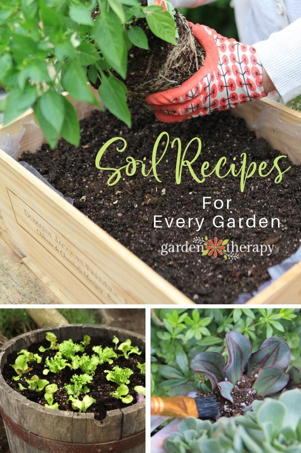 Soil Recipes for Every Garden