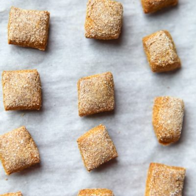 Three-Ingredient Pumpkin Dog Treats That Fido Will Love