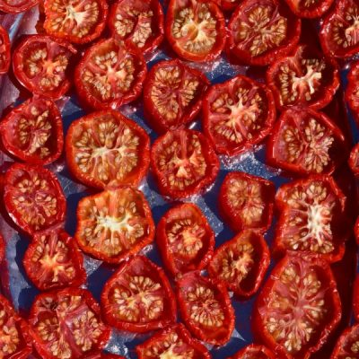 What to do with Tomatoes from a Harvest: How to Preserve + Ripen
