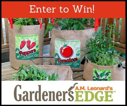 win a grow bag set