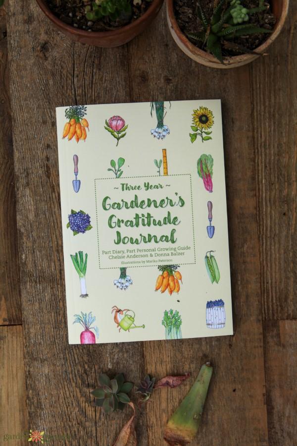 Donna Balzer's Gardener's Gratitude Journal