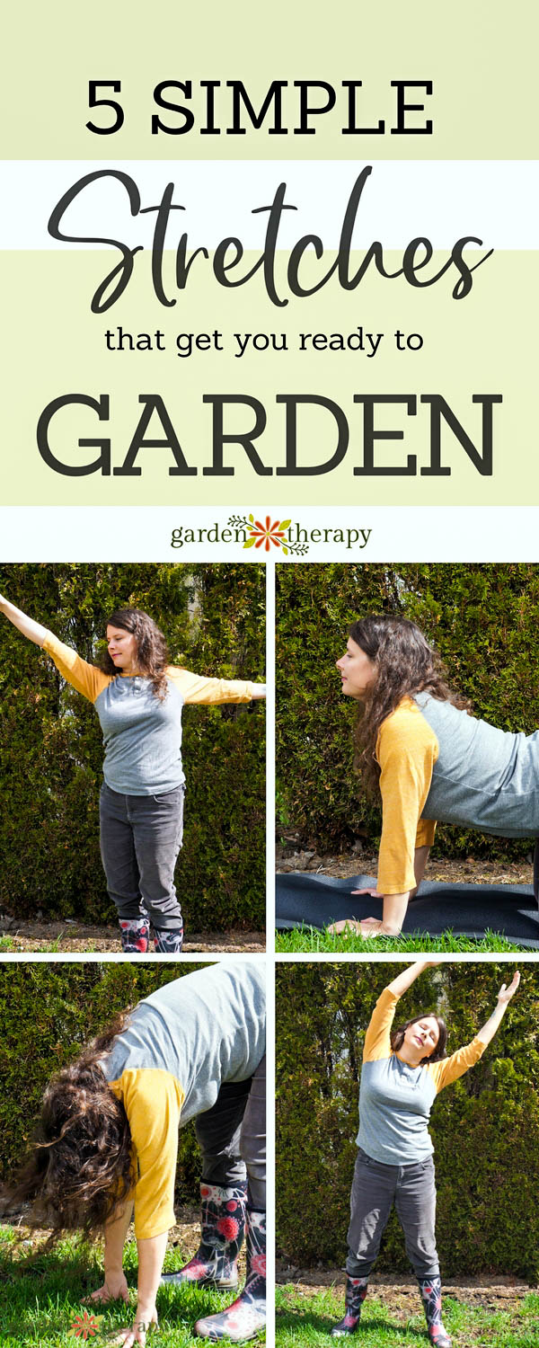 5 simple stretches for gardeners