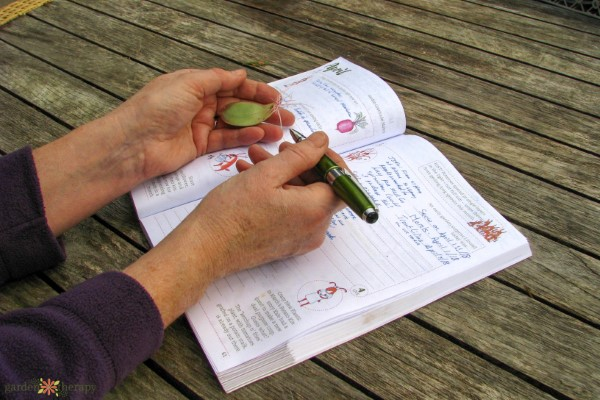 How and Why to Keep a Gardening Journal