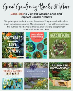 Great Gardening Books on Amazon