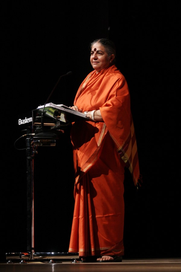 Vandana Shiva (Mothers of Nature)