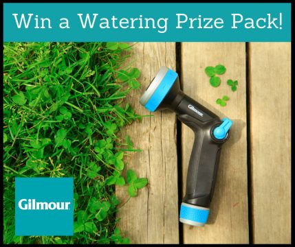 win a watering prize pack