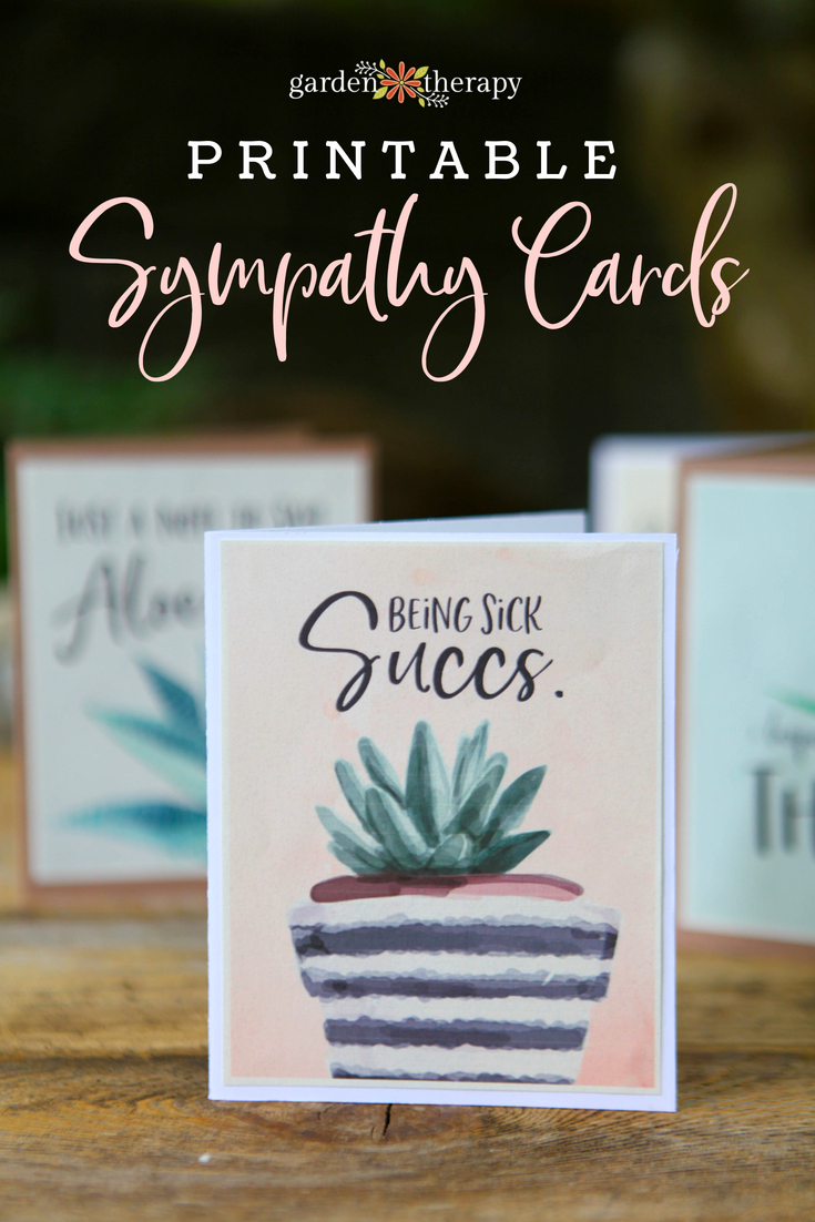 Stupendous image regarding printable sympathy card
