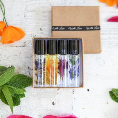 Botanical Perfume Recipe: Blend Your Own Custom Scent