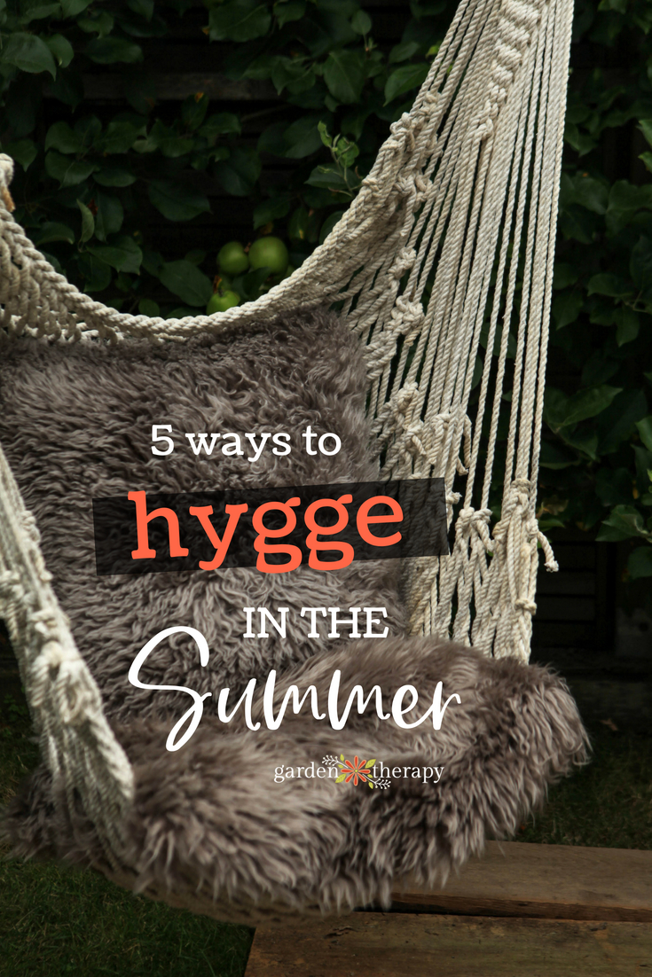 5 ways to hygge in the summer